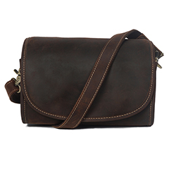 Crazy Horse Pull Up Leather Purse LH2172