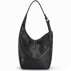 Gorgeous Real Leather Slouchy Handbag LH2005