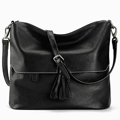 Casual Genuine Leather Shoulder Bag LH2161_3 Colors