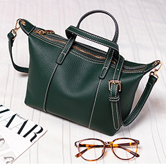 Typical Genuine Leather Tote LH2234_5 Colors