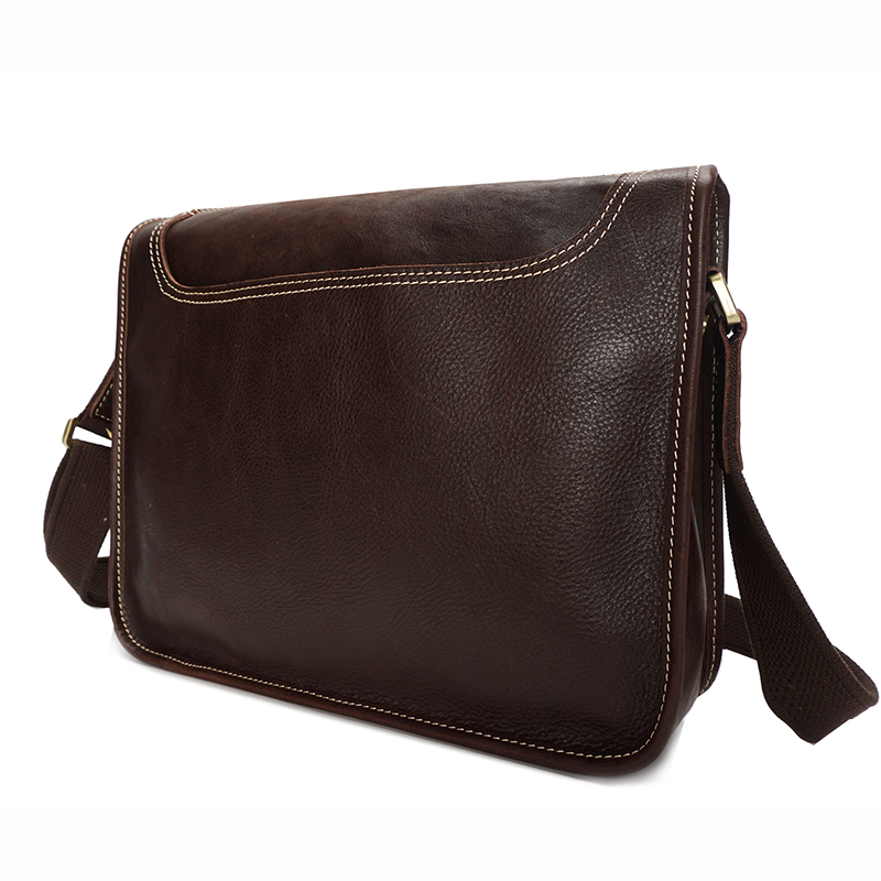 Trendy Distress Leather Cross Body Bag LH2295