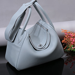 26cm Fashion Real Leather Crossbody Bag LH2566S_9 Colors