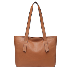 Brown Designer Large Leather Shoulder Bag Tote Handbags For Women LH2732