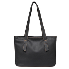 Black Designer Large Leather Shoulder Bag Tote Handbags For Women LH2732
