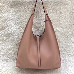Soft Genuine Leather Hobo Slouchy Bag LH2799_4 Colors