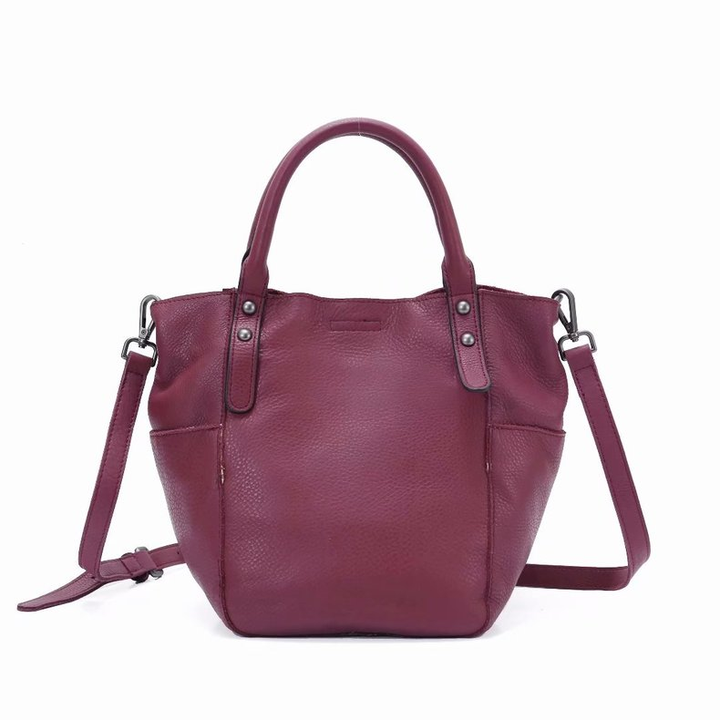 Fashion Leather Tote Bag Purse Organizer Bag LH2803_4 Colors