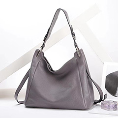 Ladies Large Soft Genuine Leather Hobo Bag LH2910_5 Colors