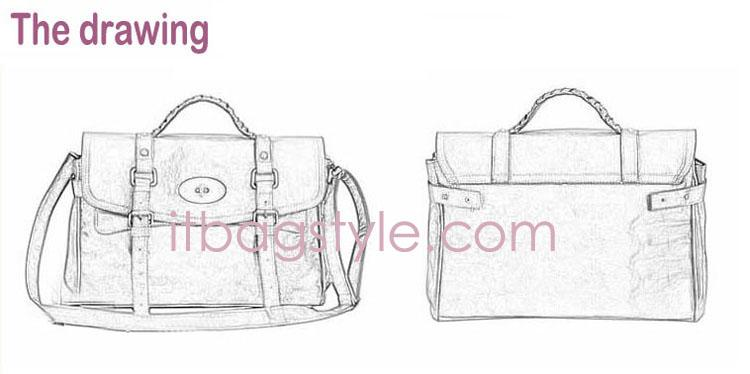 the drawing of item from itbagstyle.com